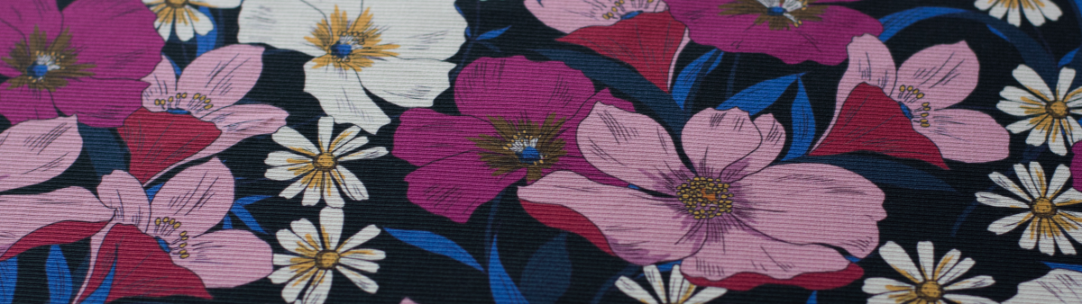 cotone canvas Anemoni