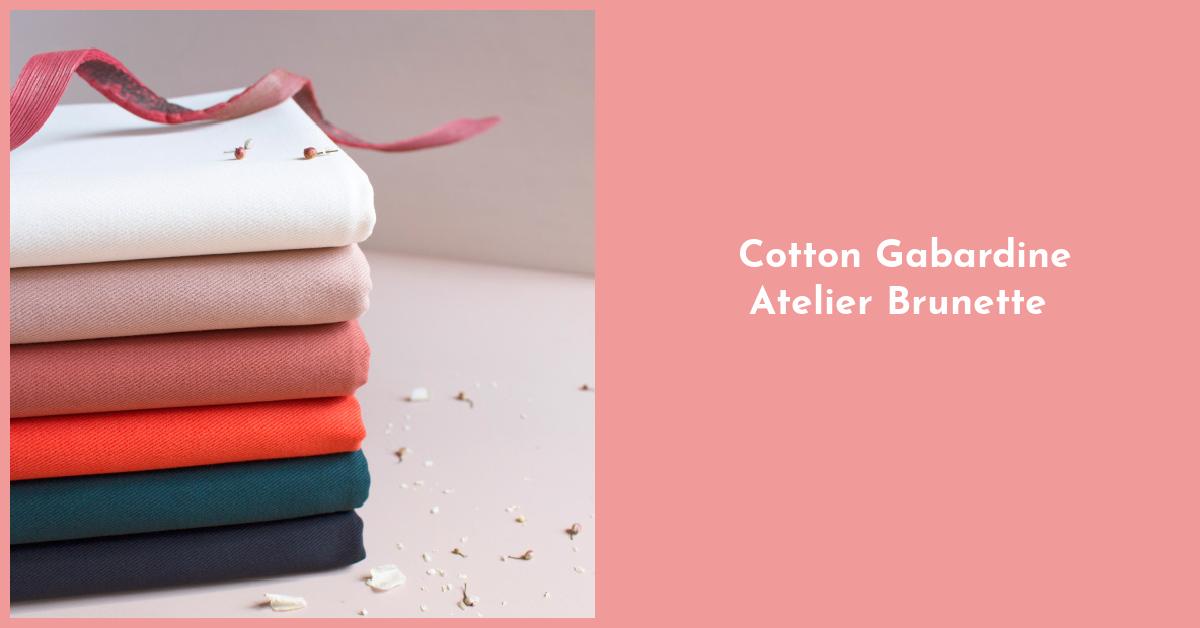 Cotton Gabardine AT