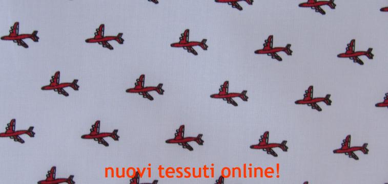 nuovi tessuti online