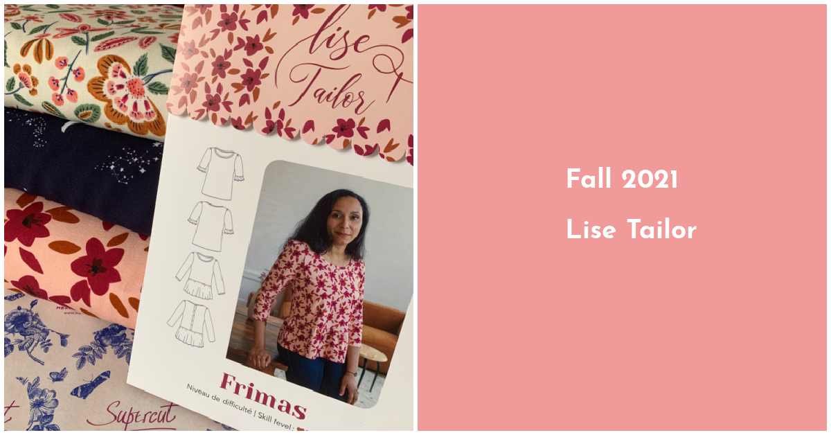 New collection Lise Tailor