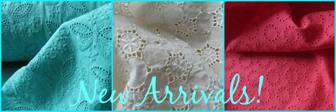 new arrivals Lace