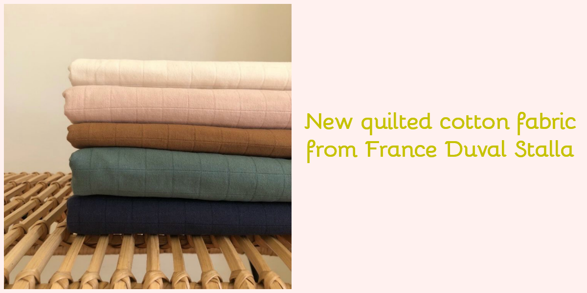 new quilted cotton FDS