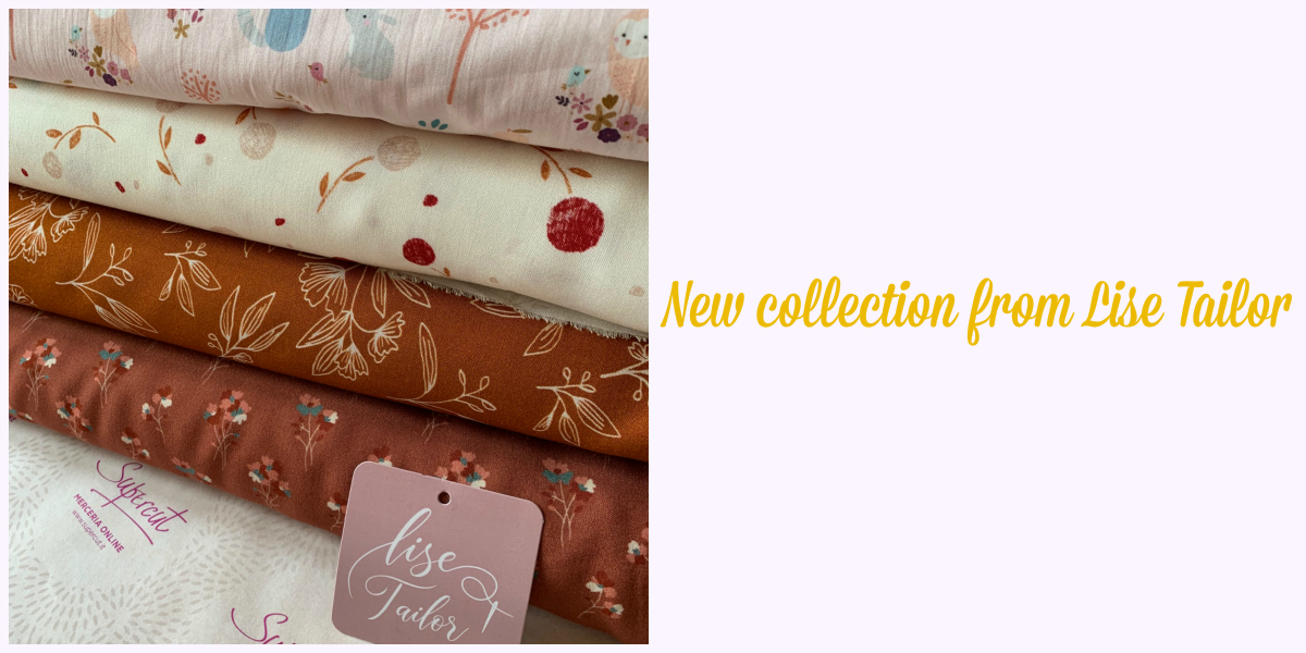 New collection from Lise Tailor