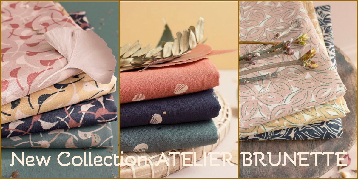 New collection Atelier Brunette