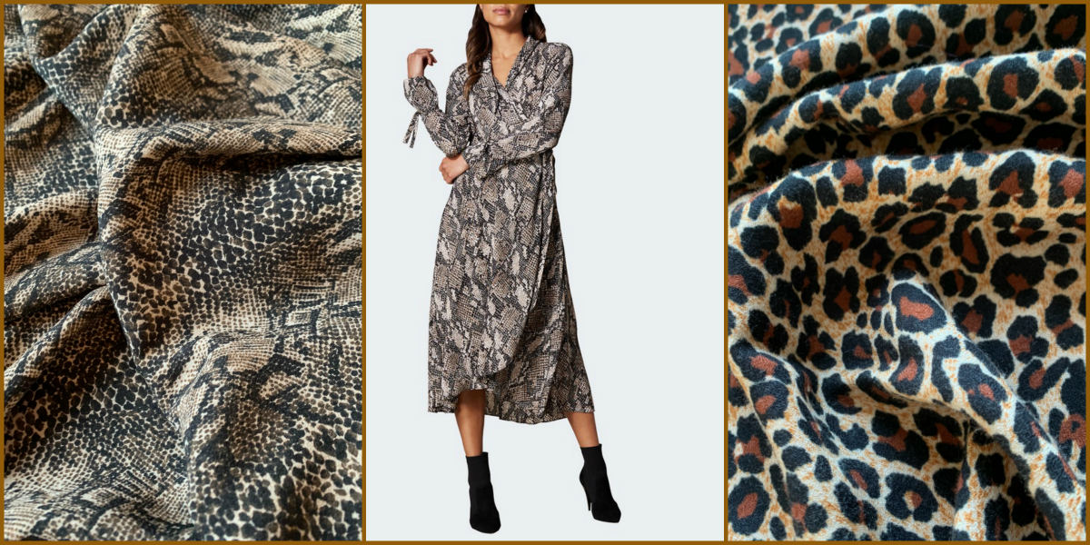 Animal patterns: un evergreen